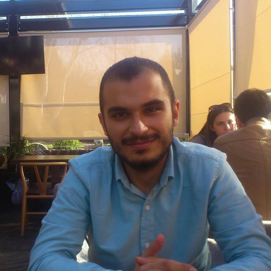 Ozan Can Altıok<br>MSc Student