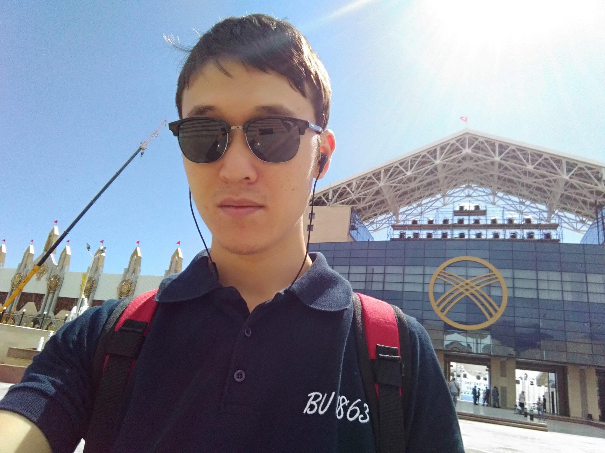 Kurmanbek Kaiyrbekov<br>MSc Student
